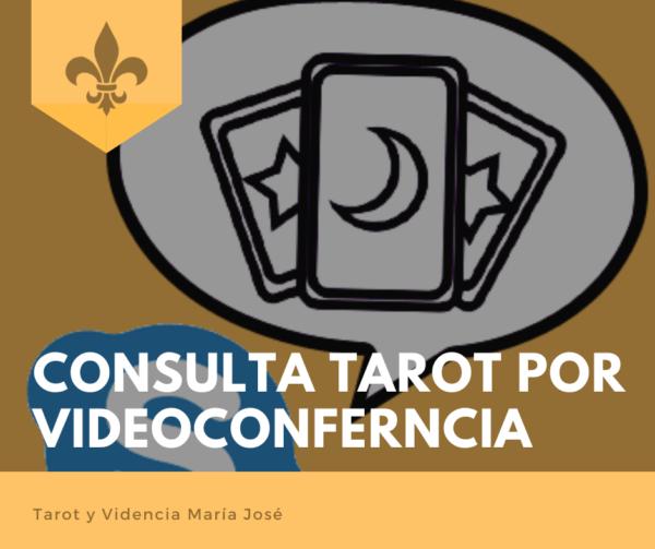 Consulta Tarot por Videoconferencia - Servicios - Tarot y Videncia María José