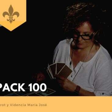 PACK 100 - Tarot y Videncia María José