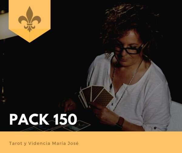PACK 155 - Tarot y Videncia María José